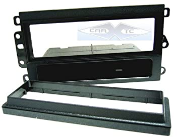 41CwIV%2BVpXL._SX355_ amazon com stereo install dash kit chevy trailblazer 02 03 04 05  at bayanpartner.co