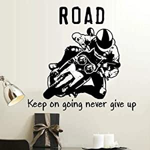 DIY Self Adhesive Wall Paper Decal for Living Room Bedroom Kitchen Stairs Study Room House