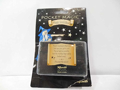Toysmith Pocket Magic Lock Novelty