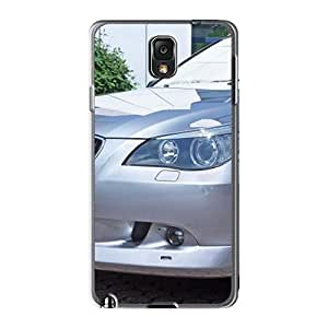 WAWOCASE Fashion Protective Silver Ac Schnitzer Bmw Acs5 Touring Front Section Case Cover For Galaxy Note3