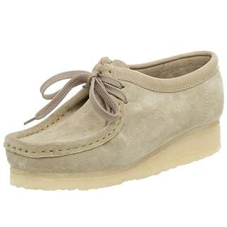 Clarks Women's Wallabee Shoe,Sand,5 M (B000WCUEL6) | Amazon price tracker / tracking, Amazon price history charts, Amazon price watches, Amazon price drop alerts