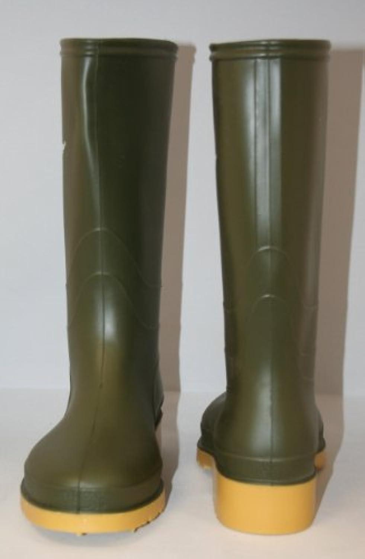 BOYS / GIRLS GREEN DUNLOP WELLINGTON BOOTS,WELLIES UK1