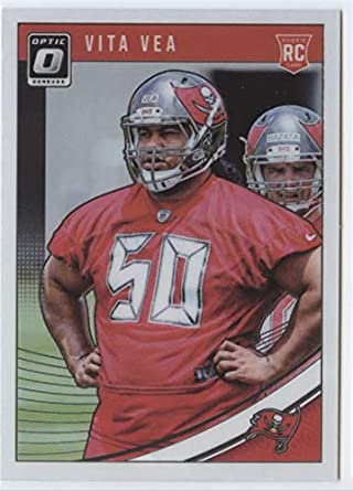 new arrival 96696 33416 Amazon.com: 2018 Donruss Optic #104 Vita Vea Rookie RC ...