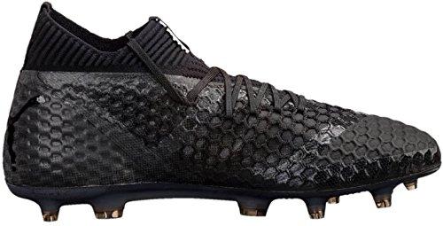 Cleats US Black Future PUMA Black D M 0 9 FG AG 18 Netfit Black Soccer Men's 1 O8axwUS8
