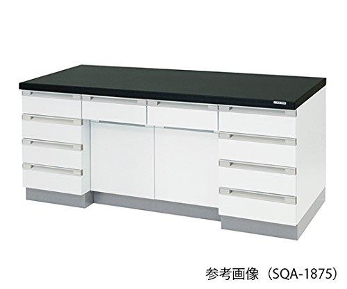 アズワン3-4186-14サイド実験台木製タイプSQA-3690(3600×900×800mm) B07BD31TH7
