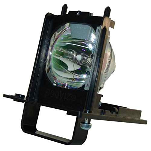 Lampsi 915B455011 Replacement Lamp with Housing for Mitsubishi Products 180 Days Warranty