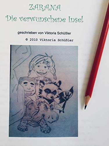 Zarana (Die verwunschene Insel 1) (German Edition) for sale  Delivered anywhere in USA