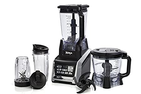 Ninja Kuchenmaschine Mit 1500w Kraft Nutri Bl682eu Perfekter Mixer