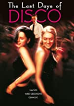Filmcover The Last Days of Disco