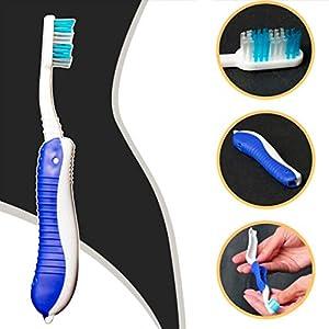 2 x Cepillo Dental de Viaje (10 unidades): Amazon.es: Salud y ...