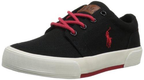 Polo Ralph Lauren Kids Faxon II Canvas Sneaker Toddler//Little Kid//Big Kid