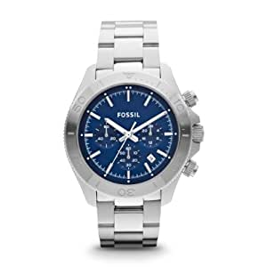 Fossil CH2849 Mens RETRO TRAVELLER Chronograph Watch