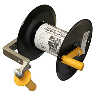 Baygard Electric Fence Tape & While Reel Easy System Spool 00221