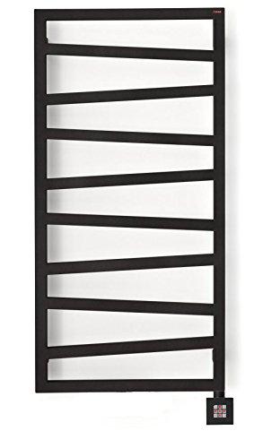 Seca toalla radiador zigzag/0600/500/E8 N pequeño toallero eléctrico (