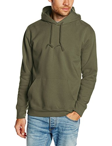 The Homme Olive Green shirt Fruit Sweat Loom classic À Of nbsp;capuche 0xaq5