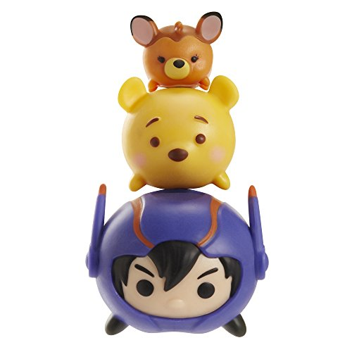 Tsum 3 Pack Figures Himado Bambi