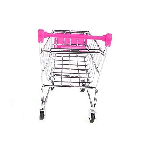 Plifet Pet Supplies Mini Supermarket Trolley Carro de la Compra, Pájaros, Loro, Juguete para Mascota, Crecimiento Inteligente: Amazon.es: Productos para ...