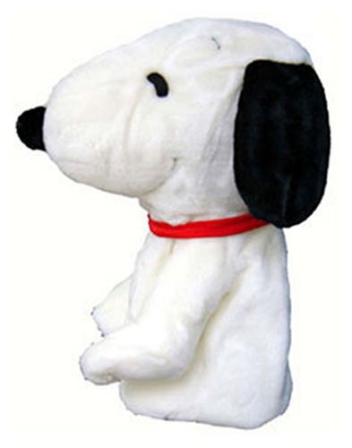 (New Snoopy 460 cc Driver Headcover (JAPAN))
