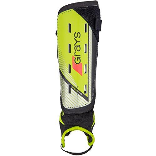 GRAYS Shield Schienbeinschoner Fluo Gelb/Schwarz