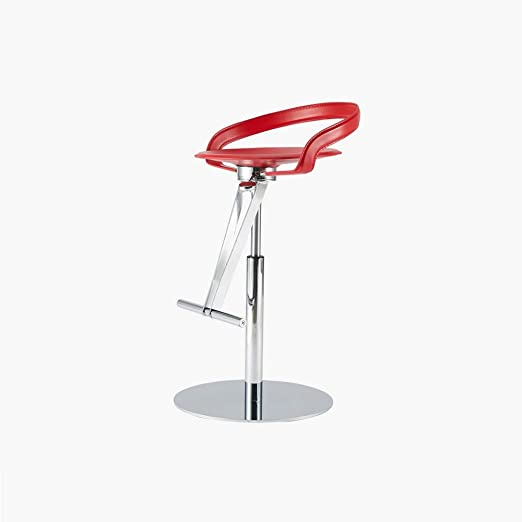Duriano - Silla de Bar de Aluminio Resistente y Ajustable ...