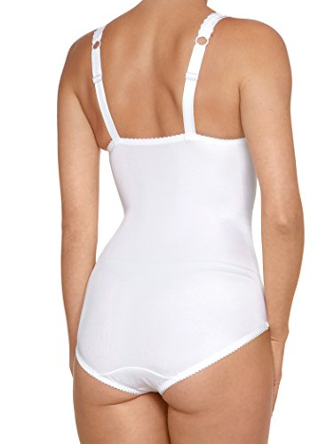 Damen Body mit Spitze Elastisch 100 by Miss Mary