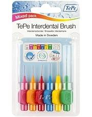 Tepe Brushes Mixed 6pz