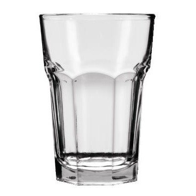 ANH7745U - Anchor New Orleans Iced Tea Glasses, 14.5oz, Clear