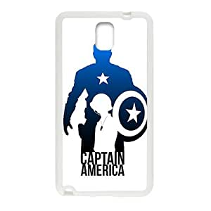 Brave Captain America Cell Phone Case for Samsung Galaxy Note3