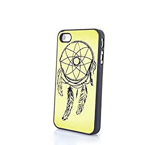 Generic Cute Dream Catcher iPhone 4/4S Carrying Back Hard Cover Matte Case PC Skin