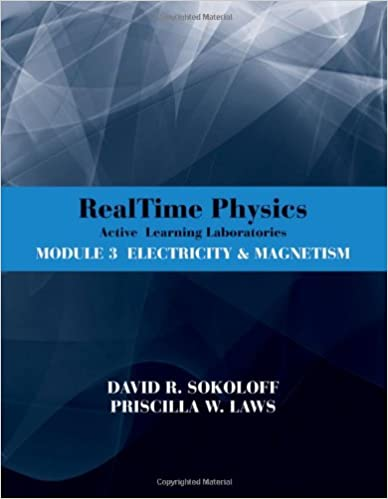 Realtime physics active learning laboratories module 3 electricity realtime physics active learning laboratories module 3 electricity and magnetism david r sokoloff priscilla w laws 9780470768891 amazon books fandeluxe Images