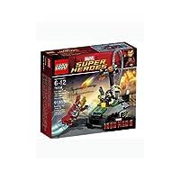LEGO Super Heroes Iron Man vs. The Mandarin Ultimate Showdown (76008) by LEGO Superheroes