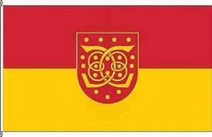 Bandera Bandera Pequeño Baño Bent doméstica–40x 60cm