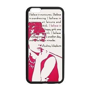 iPhone 5c Case, Audrey Hepburn Smoking Quotes iPhone Case, Custom iPhone 5c