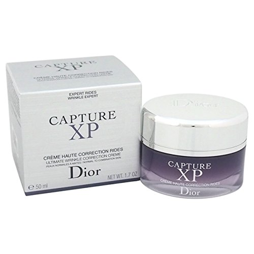 Christian Dior Capture XP Ultimate Wrinkle Correction Creme for Unisex, Normal To Combination Skin, 1.7 Ounce