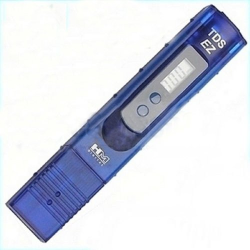 New HM Digital TDS-EZ PPM Meter, Home Drinking Tap Water Quality Purity Test/Tester (Tester Purity Water)