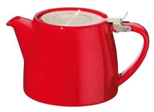 Forlife Stump Teapot 530ml (Black)