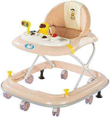 Andador Bebe HUYP Baby Walker Plástico Plegable Baby Walker ...
