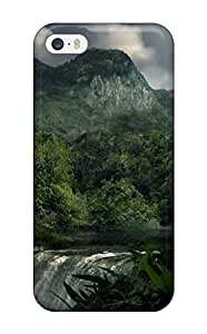 Hot Waterfall First Grade Tpu Phone Case For Iphone 5/5s Case Cover