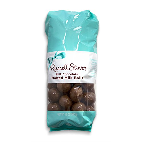 Russell Stover Malted Milk Balls, 12 oz. Bag