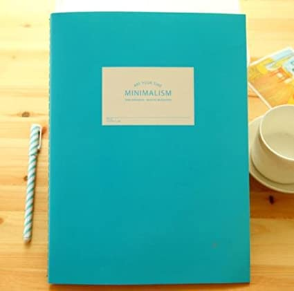 Amazon.com : Monthly Planner Big Simple A4 Scheduler Study ...