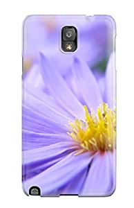 ZippyDoritEduard Case Cover For Galaxy Note 3 - Retailer Packaging Pretty Daisy Flowers Protective Case