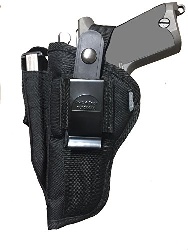 (Pro-Tech Outdoors Nylon Gun Holster For Smith and Wesson 22A With 5.5