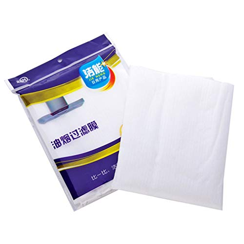 Clean Cooking Nonwoven Range Hood Grease Filter Pollution Filter Filter Paper