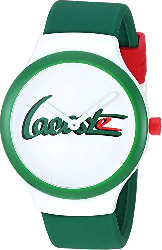 Lacoste Men's 2020132 - Goa Green One Size (Men For Lacoste Green Watch)