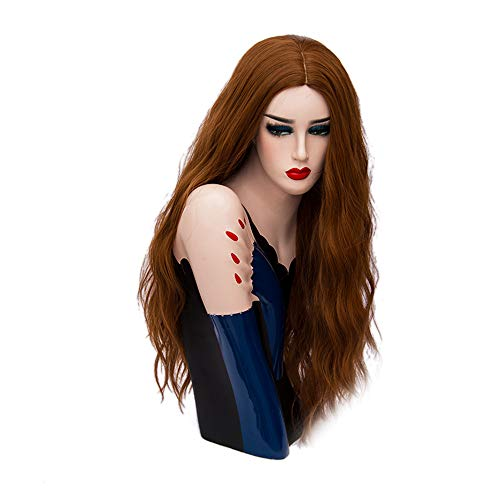 LONGLOVE European and American Fashion, Large Scalp Long Curly Hair (20) by LONG LOVE (Image #4)