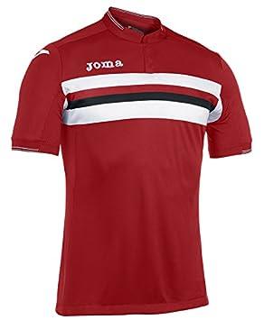 Joma - Camiseta Liga Rojo m/c para Hombre