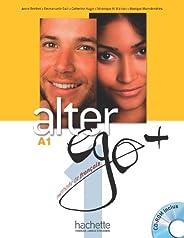 Alter ego. Livre de l'élève. Per le Scuole superiori. Con DVD-ROM: Alter Ego +1 : livre de l'élève