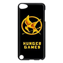 Customize Generic Hard Plastic Shell Phone Cover The Hunger Games Quotes Back Case Suitable For iPod 5 Touch 5th Generation