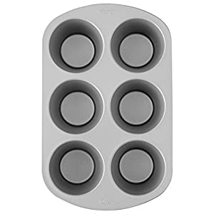Wilton 6-Cup Kingsize Muffin Pan