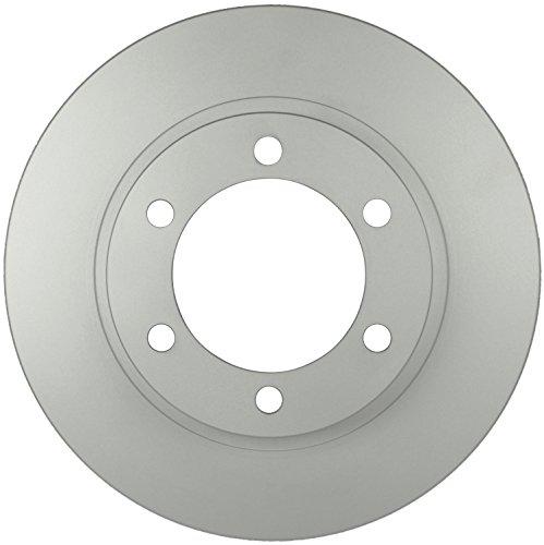 Bosch 50011243 QuietCast Premium Disc Brake Rotor For: Toyota 4Runner, FJ Cruiser, Tacoma, Front ()